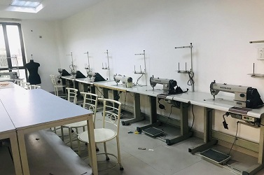 Lab With JUKI Machines