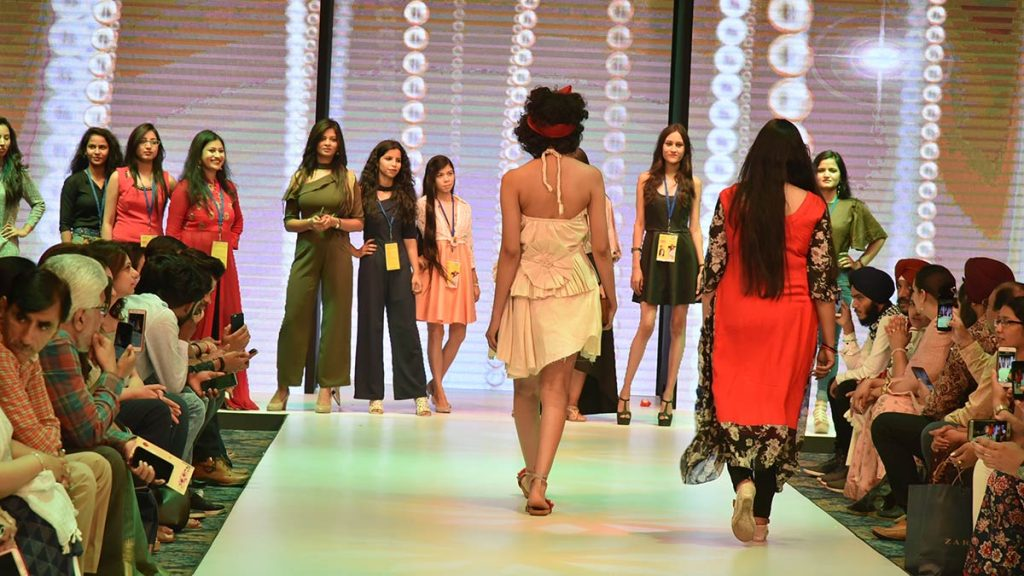 Annual Fashion Show 2018 at Umrao